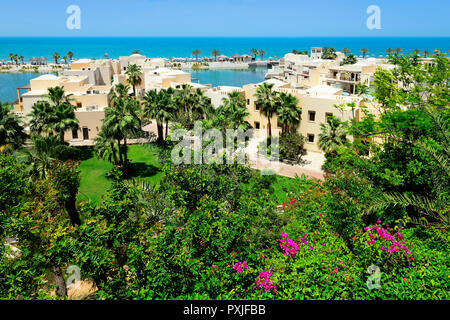Hotel Cove Rotana, Ras al Khaimah, United Arab Emirates - Stock Photo