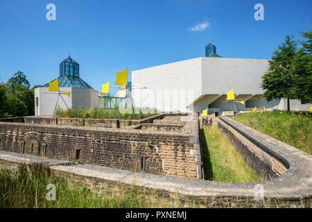 Grand Duke Jean Museum of Modern Art, Luxembourg - Stock Photo