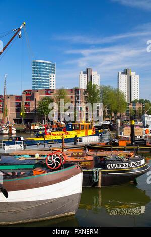 Maritime Museum, Rotterdam, Zuid Holland, Netherlands - Stock Photo