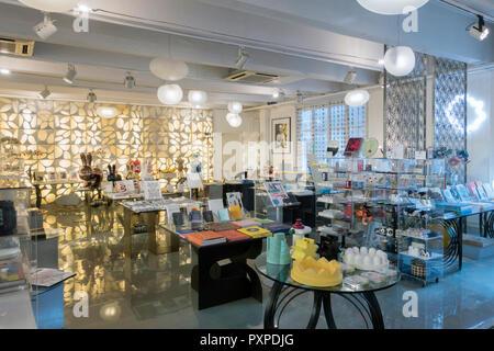 Corso Como 10 book shop in Milano, Italy - Stock Photo