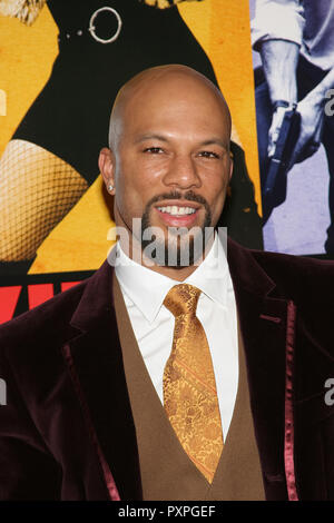 Common  01/18/07 SMOKIN' ACES  @  Grauman's Chinese Theatre, Hollywood  photo by Jun Matusda/HNW / PictureLux (January 18, 2007)   File Reference # 33687 182HNWPLX - Stock Photo