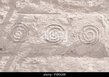 Stone background with expressive texture - Stock Photo