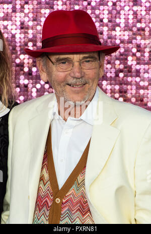 London, UK. 23rd October, 2018. Mike Reid attends the World Premiere of 'Bohemian Rhapsody' at SSE Arena Wembley on October 23, 2018 in London, England Credit: Gary Mitchell, GMP Media/Alamy Live News - Stock Photo