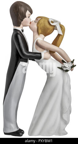 Brautpaar-Figuerchen - Stock Photo
