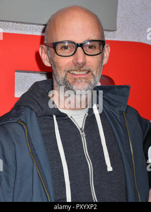 Los Angeles, California, USA. 24th October, 2018. Moby  attends the premiere of Amazon Studios Suspiria at ArcLight Cinerama Dome on October 24, 2018 in Hollywood, California Credit: Tsuni / USA/Alamy Live News - Stock Photo