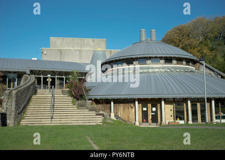 Aberystwyth University Arts Centre,Ceredigion,Wales - Stock Photo