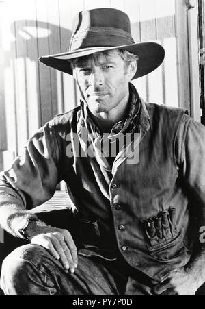Original film title: OUT OF AFRICA. English title: OUT OF AFRICA. Year: 1985. Director: SYDNEY POLLACK. Stars: ROBERT REDFORD. Credit: UNIVERSAL PICTURES / Album - Stock Photo