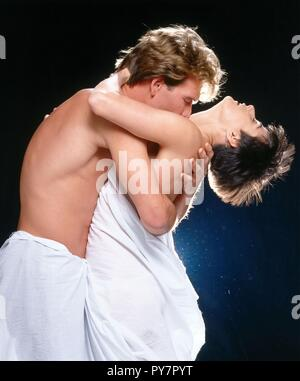 Original film title: GHOST. English title: GHOST. Year: 1990. Director: JERRY ZUCKER. Stars: DEMI MOORE; PATRICK SWAYZE. Credit: PARAMOUNT PICTURES / Album - Stock Photo