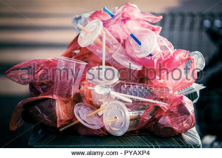 Free Of Plastic - Stock Photo