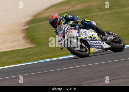Melbourne, Australia. 27 October 2018.:  during qualifying at the 2018 Michelin Australian Motorcycle Grand Prix , Australia on October 27 2018. Credit: Dave Hewison Sports/Alamy Live News - Stock Photo