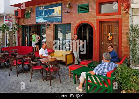 Greece, Karpathos Island Capital Pigadia - Stock Photo