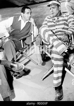 Birdman of Alcatraz, 1962, john frankenheimer, burt lancaster - Stock Photo