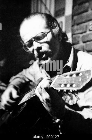 gino paoli, 70s - Stock Photo
