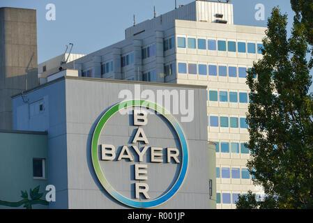 Bavarian, Pharma, Müllerstrasse, Wedding, middle, Berlin, Germany, Bayer, Muellerstrasse, Mitte, Deutschland - Stock Photo