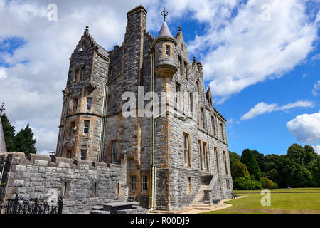 Blarney House in the grounds of Blarney Castle, near Cork in County Cork, Republic of Ireland - Stock Photo