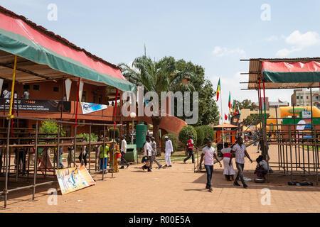 SIAO Ouagadougou, International Arts and Handicrafts Trade Show, regional Fair, 26 Oct. - 04 Nov. 2018, Ougadoungou, Burkina Faso, Africa