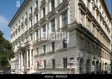 Wien Palais Schey Johann Romano August Schwendenwein 1864 ...