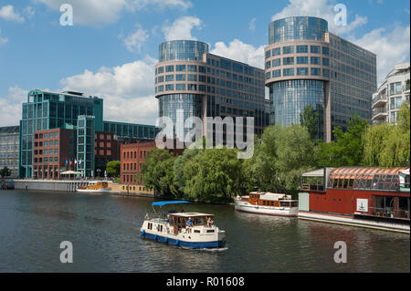 Berlin, Germany, Federal Ministry of the Interior - Stock Photo