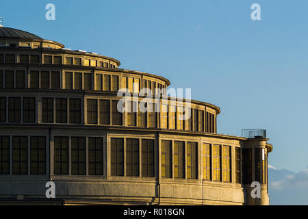 Dome of Centennial Hall in Wroclaw, Poland. - Stock Photo