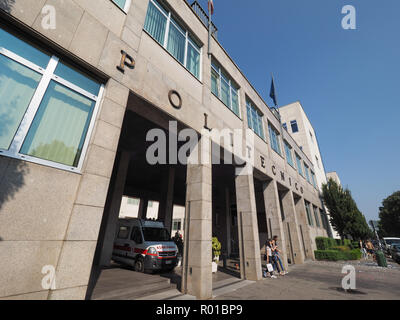 TURIN, ITALY - CIRCA SEPTEMBER 2018: Politecnico di Torino meaning Turin Politechnic school - Stock Photo