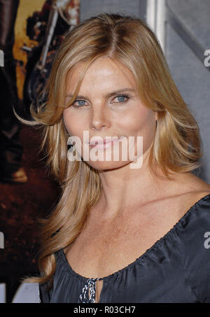 Mariel Hemingway arriving at the WILD HOGS  Premiere at the El Capitan Theatre In Los Angeles.  headshot HemingwayMariel081 Red Carpet Event, Vertical, USA, Film Industry, Celebrities,  Photography, Bestof, Arts Culture and Entertainment, Topix Celebrities fashion /  Vertical, Best of, Event in Hollywood Life - California,  Red Carpet and backstage, USA, Film Industry, Celebrities,  movie celebrities, TV celebrities, Music celebrities, Photography, Bestof, Arts Culture and Entertainment,  Topix, headshot, vertical, one person,, from the year , 2007, inquiry tsuni@Gamma-USA.com - Stock Photo
