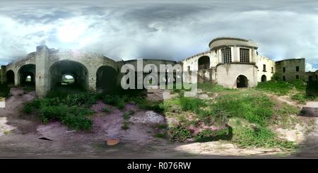 ex hacienda de jaral de berrios - Stock Photo