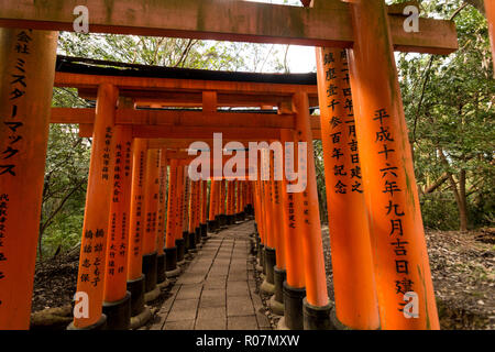 Fushimi Inari - Stock Photo