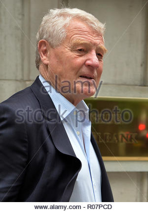 File photo dated 02/06/15 of former Liberal Democrat leader Lord Paddy Ashdown who is being treated for bladder cancer. - Stock Photo