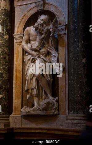 Italy, Tuscany, Siena, Cathedral of Santa Maria Assunta, UNESCO World Heritage. - Stock Photo