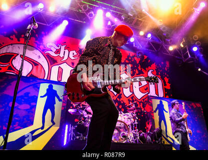 Las Vegas, Nevada, October 27, 2018. The Damned at the House of Blues Las Vegas - Stock Photo