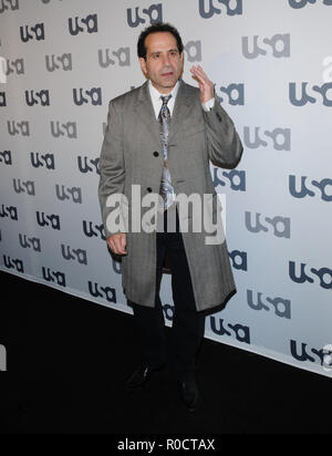 Tony Shalhoub arriving at the USA Networks 2008 Los Angeles Upfront event held a Craft in Century City, Ca. April 3, 2008.ShalhoubTony_23 Red Carpet Event, Vertical, USA, Film Industry, Celebrities,  Photography, Bestof, Arts Culture and Entertainment, Topix Celebrities fashion /  Vertical, Best of, Event in Hollywood Life - California,  Red Carpet and backstage, USA, Film Industry, Celebrities,  movie celebrities, TV celebrities, Music celebrities, Photography, Bestof, Arts Culture and Entertainment,  Topix, vertical, one person,, from the year , 2008, inquiry tsuni@Gamma-USA.com Fashion - Fu - Stock Photo
