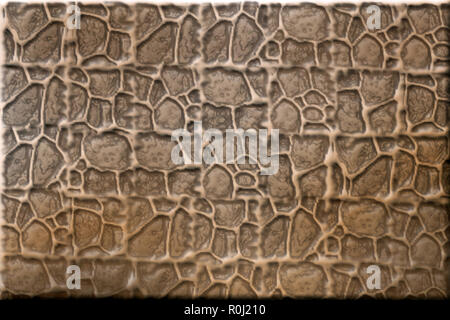 Abstract grunge brown background aged texture - Stock Photo