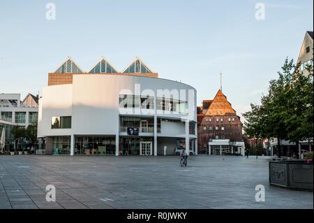 Stadthaus in Ulm city center, Germany