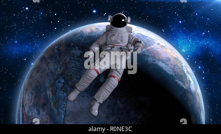 astronaut drifts into space - photo #18