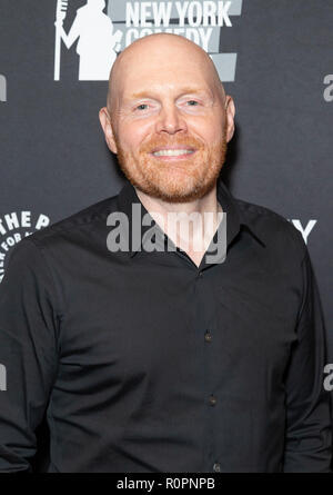 New York, USA. 6th November, 2018. Bill Burr attends Paleyfest F is for Family at Paley Center for Media Credit: lev radin/Alamy Live News - Stock Photo