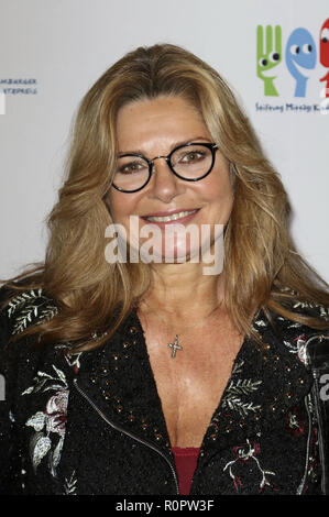 Hamburg, Germany. 05th Nov, 2018. Maren Gilzer bei der Preisverleihung vom Medienpreis Heldenherz 2018 der Stiftung Mittagskinder im Hamburger Rathaus, Hamburg, 05.11.2018 | usage worldwide Credit: dpa/Alamy Live News - Stock Photo