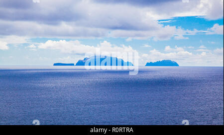 Porto Santo, Madeira Island, Portugal - Stock Photo