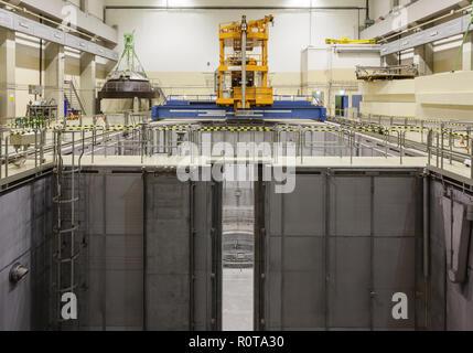Atomkraftwerk - Stock Photo