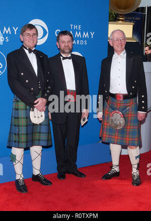 44th Annual Grammy Awards - arrival           -            BBCScottishSymphOrch01.JPGBBCScottishSymphOrch01  Event in Hollywood Life - California, Red - Stock Photo