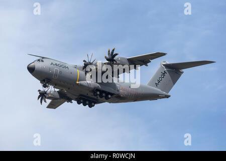 Airbus A400M Atlas heavy lift aircraft - Stock Photo
