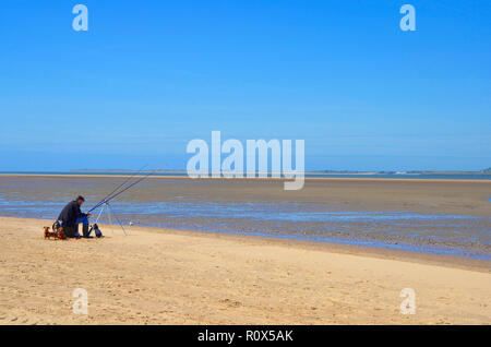 Sandscale Haws is a National Nature Reserve in Furness, Cumbria - Stock Photo