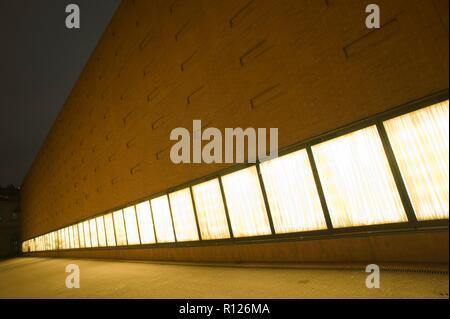 Wien, Museumsquartier, Architekturdetail - Vienna, Museumsquartier, Detail - Stock Photo