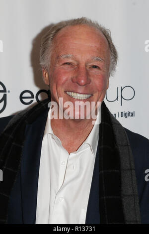 Westbury, United States. 08th Nov, 2018. WESTBURY, NY - NOV 8: Comedian Jackie (Jokeman) Martling attends the 2018 Long Island Music Hall of Fame induction ceremony at The Space at Westbury on November 8, 2018 in Westbury, New York. Credit: The Photo Access/Alamy Live News - Stock Photo