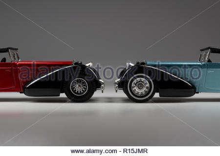 Matchbox Models of Yesteryear Y-17 Hispano Suiza 1938 - Stock Photo