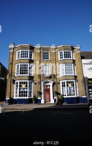 Chequers, North Street, Bishops Stortford, Hertfordshire - Stock Photo