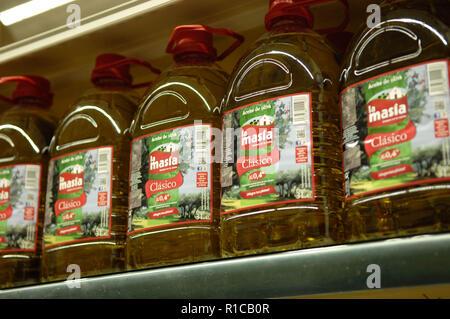La Masia,olive oil - Stock Photo