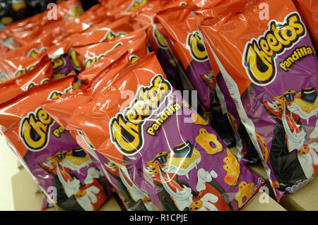 Cheetos,snack - Stock Photo