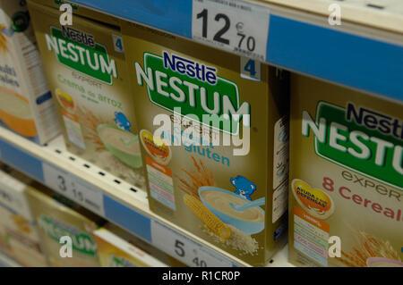 Nestle,nestum - Stock Photo