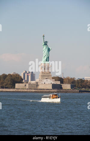 Statue of Liberty, New York City, United States of America.