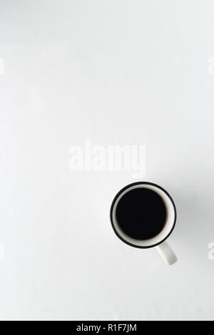 minimalistische Kaffeetasse - Stock Photo